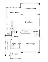 fireplace floor plan christopher homes