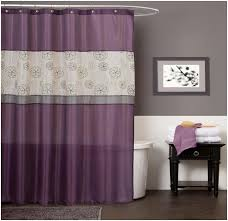 purple and green bathroom decor