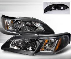 2002 ford mustang headlights 1994 1998 mustang lights mrbodykit com the most diverse