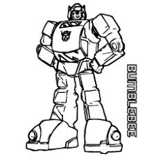 Top 20 Free Printable Transformers Coloring Pages Online Bumblebee Coloring Pages