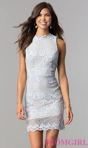 lace wedding guest dresses blue lace wedding guest dress promgirl