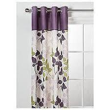Leaf Design Curtains Leaf Curtains Ebay
