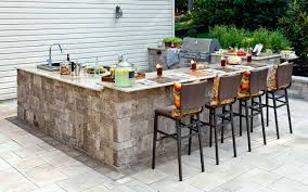 Outdoor Patio Grill Island Patio Ideas Patio Bbq Island Plans Bbq Patio Images Full Image
