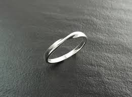 wedding band malaysia mobius ring twist band ring sterling silver wedding ring