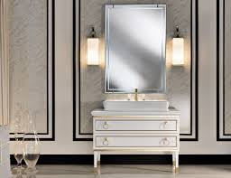 mirror unusual industrial round bathroom mirror ideas for