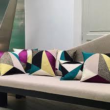 coussin de luxe pour canapé canape coussins design pour canape coussins design pour canape