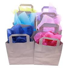 the christmas figurines party bag