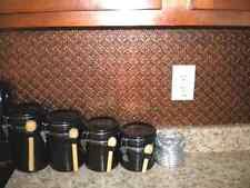 Copper Kitchen Backsplash Copper Backsplash Home U0026 Garden Ebay