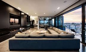 elegant modern penthouse with glass theme 1 jpg for home and