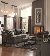 decorating living room design with sprintz furniture with grey