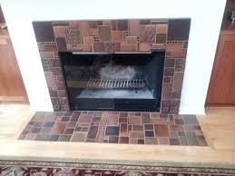 subway white corner fireplace tile ideas u marble fireplace the