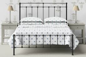 wrought iron u0026 cast iron beds in stock available in black and ivory