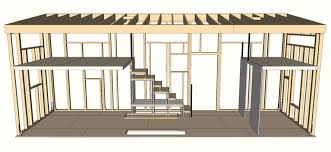 tiny house building plans tiny house plans home architectural plans