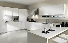 backsplash ideas for kitchen with white cabinets kitchen amazing white kitchen design ideas with black accents