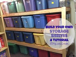 diy storage ideas for clothes a diy storage shelf built for only 60 seems pretty easy too i