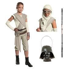 Luke Skywalker Halloween Costume Child Girls Star Wars Costumes Halloween Costumes Official Costumes