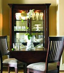 dining table vintage maple dining table china cabinet room set
