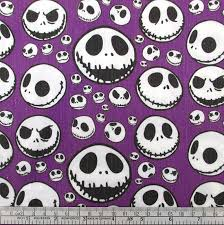 nightmare before christmas wrapping paper bright ideas nightmare before christmas fabric material uk panel