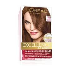 Light Brown Auburn Hair Permanent Red Brown Hair Color U0026 Brown Red Hair Dye L U0027oréal Paris