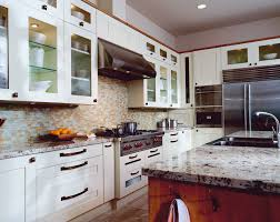 White Kitchen Cabinet Design Home Accessories Wood Kitchen Cabinets With Dark Amerock For