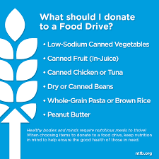 thanksgiving food drive items canned food drives canned food drive north texas food bank