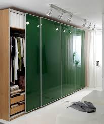 Cool Closet Doors Ikea Sliding Ikea Sliding Glass Closet Doors Green Color Design