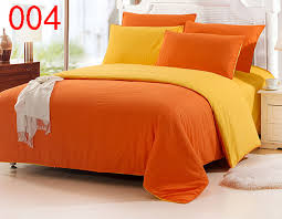 Orange King Size Duvet Covers Compare Prices On Orange Duvet Cover Queen Online Shopping Buy