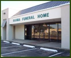 dallas funeral homes rahma funeral home about