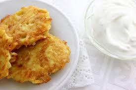 potato pancake grater how to make potato pancakes using crackers 9 steps