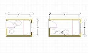 bathroom flooring 5 x 10 bathroom floor plans home design very