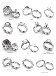 wedding band types best of types of wedding rings cuts ricksalerealty