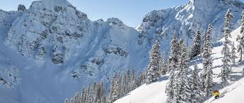 Colorado Ski Map by Silverton Mountain Colorado Heli Skiing Backcountry