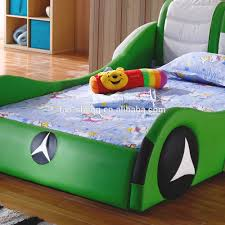 fansheng bmw green children kids race car bed specific use
