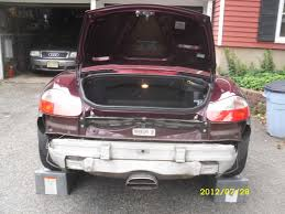 How To Remove A Bumper Cover 200 2004 986