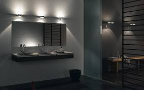 Black Modern Bathroom Modern Bathroom Light Fixtures With Outlet Modern Bathroom Light