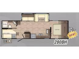 Zinger Travel Trailers Floor Plans by 2018 Crossroads Zinger 280bh Grain Valley Mo Rvtrader Com
