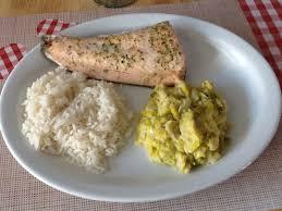 cuisiner saumon congelé pavé de saumon au thermomix cookomix
