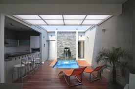 Modern Interior Design Casa Spa Interior Design Architecture - Home spa furniture