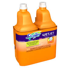 Is Swiffer Safe For Laminate Floors Amazon Com Swiffer Wetjet Pads With The Power Of Mr Clean Magic