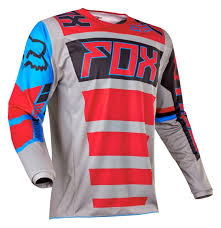 motocross gear fox fox racing 180 falcon jersey cycle gear