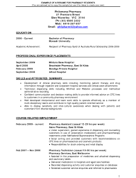 crafty design sample pharmacist resume 9 examples medical resume