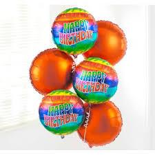 birthday balloon bouquets happy birthday balloon bouquet isle of florist robinson s
