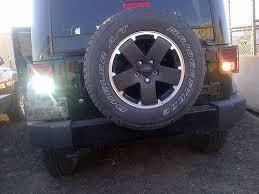 jeep wrangler backup lights brighter backup lights jeep wrangler forum