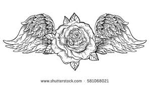 angel wings stock images royalty free images u0026 vectors shutterstock