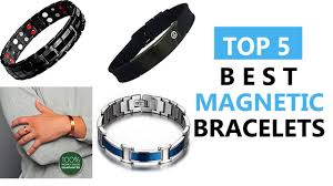 bracelet magnetic wristband images Top 5 best magnetic bracelets review 2018 jpg