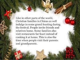 family traditions in china