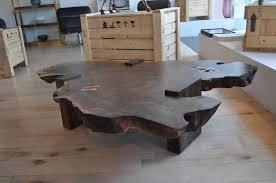 Walnut Slab Table Walnut Slab Table Siglo Moderno