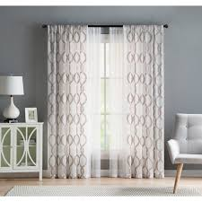 Vinyl Bathroom Windows Bathrooms Design Weston White Bathroom Window Curtain Pair Vcny
