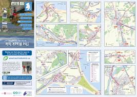 helenstirlingmaps walking cycling route maps