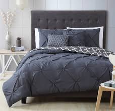 excellent grey bedding set king size queen quilt cover double
